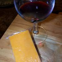 cheese & wine Art Prints & Posters by Kim Blackmore