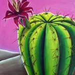 """""""Stargazer Cactus"""" by karenaune"""