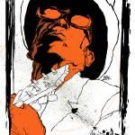 """""""John Lee Hooker"""" by tBaneArt"""