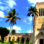 """Bethesda-by-the-Sea Episcopal Church in Palm Beach"" by sdecker"