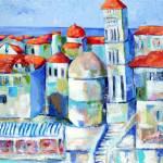 """""""Church Bells"""" by leyla"""