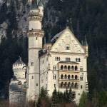 """Neuschwanstein Castle - Germany, Bayern"" by Ruslik"