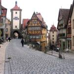 """Rothenburg ob der Tauber"" by Ruslik"