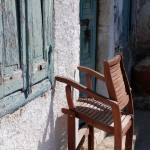 """Old Folding Chair"" by MariaBell"