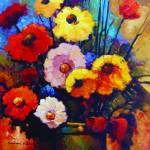 """Bucket of Flowers"" by kanayoede"