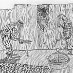 """Fiddle Sticks"" by QuixoticalDesign"