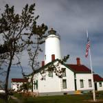 """New Dungeness Lighthouse"" by PhotosbyTerrell"