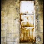 """Door to Nowhere"" by lucybluestudio"
