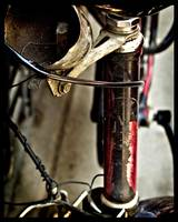 Worn Bicycle