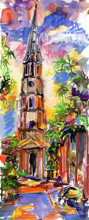 St. Philips Church Charleston South Carolina