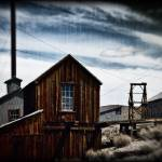 """The Standard Mill at Bodie Ghost Town -Aged (0386)"" by johncorney"