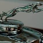 """Hood ornament antique car"" by jeffreysinnock"