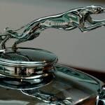 """Hood ornament antique car"" by jeffreysinnock"