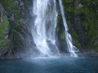 Stirling Falls - Milford Sound