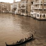 """""""Riding Towards the Rialto"""" by DonnaCorless"""