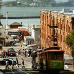 """""""Alcatraz-Cablecar-Fisherman"""