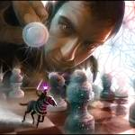 """Chess Master"" by Alexius"