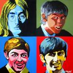 """The Beatles"" by RamosStudios"