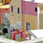"""Santorini Houses"" by RicardoGravioli"