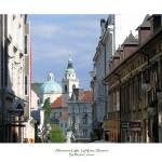 """Afternoon Light, Ljubljana, Slovenia"" by mirjamgremes"