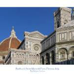 """Basilica di Santa Maria del Fiore, Florence No 1"" by mirjamgremes"