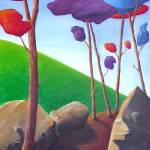 """Hillside Trail"" by HoedlGicleeFineArtPrints"