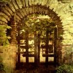 """""""Door to the Secret Garden (Bisantium Architecture"""" by annayanev"""