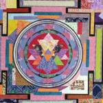 """Sri Yantra Collage"" by yoga-designs"