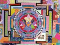 Sri Yantra Collage