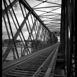 """Railroad Bridge"" by mgalle"