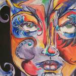 """Face #2"" by LisaPetrone"