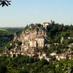 """Rocamadour view from l"