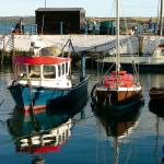 """Fishing Boats, Cobh, Co, Cork, Ireland"" by stockireland"