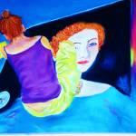 """""""Sidewalk Art II"""" by melinda"""
