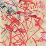 """Red Blue Magenta Lines Going Fast and In Circle"" by AutisticArtists"