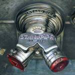 """New York Standpipe - Fine Art Painting"" by Art-America"