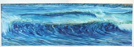 Surfing Surf and Wave Paintings
