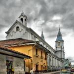"""San Alfonso Church, Cuenca Ecuador (Version 2)"" by BernaiVelarde"