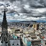 """""""Quito Desde la Basilica del Voto Nacional"""" by BernaiVelarde"""