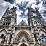 """Basilica del Voto Nacional Quito"" by BernaiVelarde"