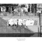 """River Bank Graffiti"" by mirjamgremes"