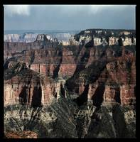 grand canyon cliffs 1