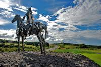 Curlews horseman, Boyle, Co. Roscommon