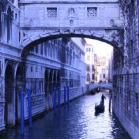 """Bridge of Sighs Venice Italy"" by Traveler Scout"