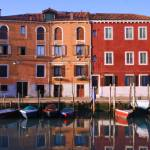 """Reflections of Murano Island, Venice, Italy"" by Travelerscout"