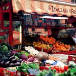 """Italian Fruit Stand, Fiesole, Italy"" by Travelerscout"