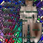"""""""Whole Armor Bible Study Poster"""" by DCLWolf"""