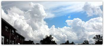 Majestic Clouds -- Without Scripture