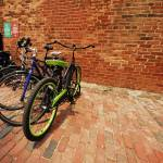 """green bike"" by bb7_man"