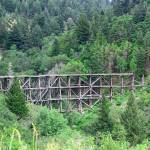 """""""Mexican Canyon Trestle"""" by MarksClickArt"""